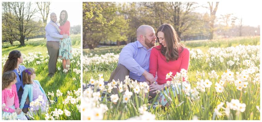 urbanrowphoto_cylburn_engagement_daffodils