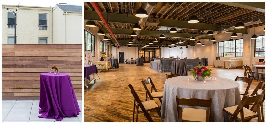 bmore kitchen launch party unique wedding venue