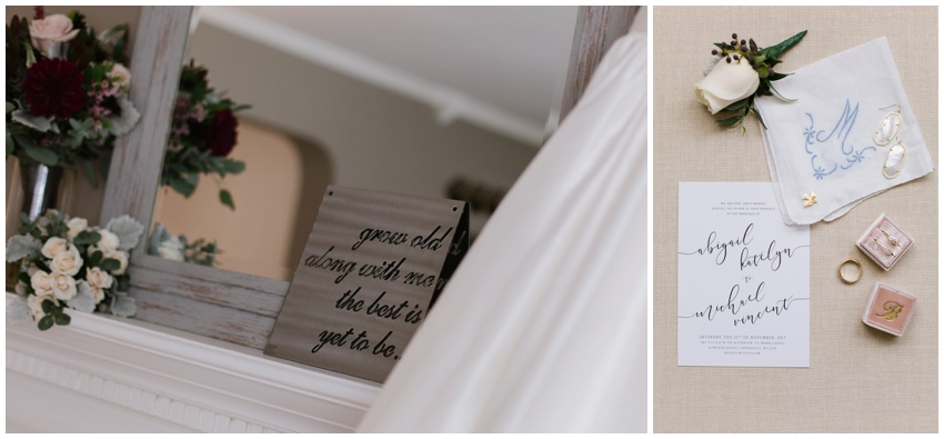 neutral bridal details mrs ring box